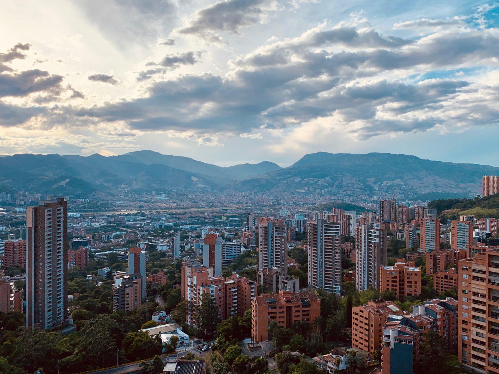 ISTO Amériques à Medellin, Colombie