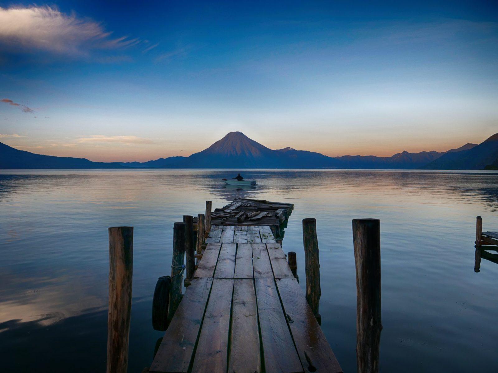 Guatemala: bonnes pratiques et tourisme social au programme d'ISTO