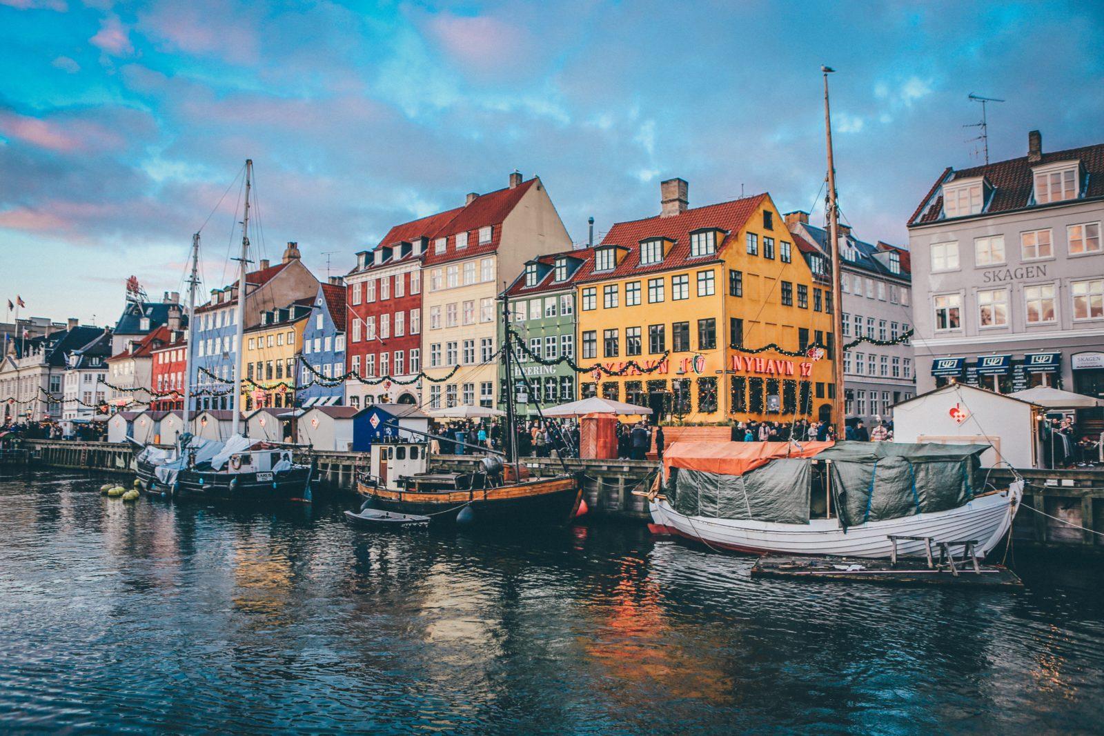 Des villes européennes inspirantes