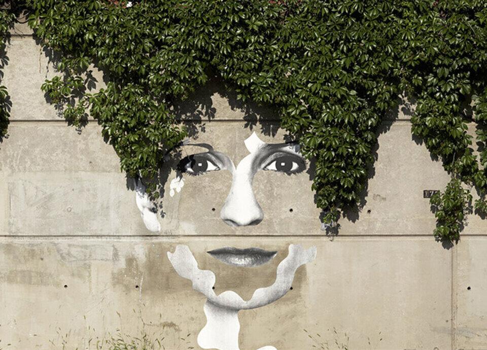 Street art environnement