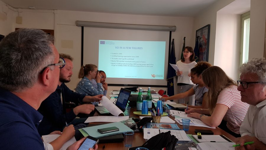 BPE meeting - VO presentation