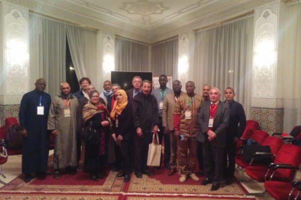 reunión ISTO Africa - FITS 2020