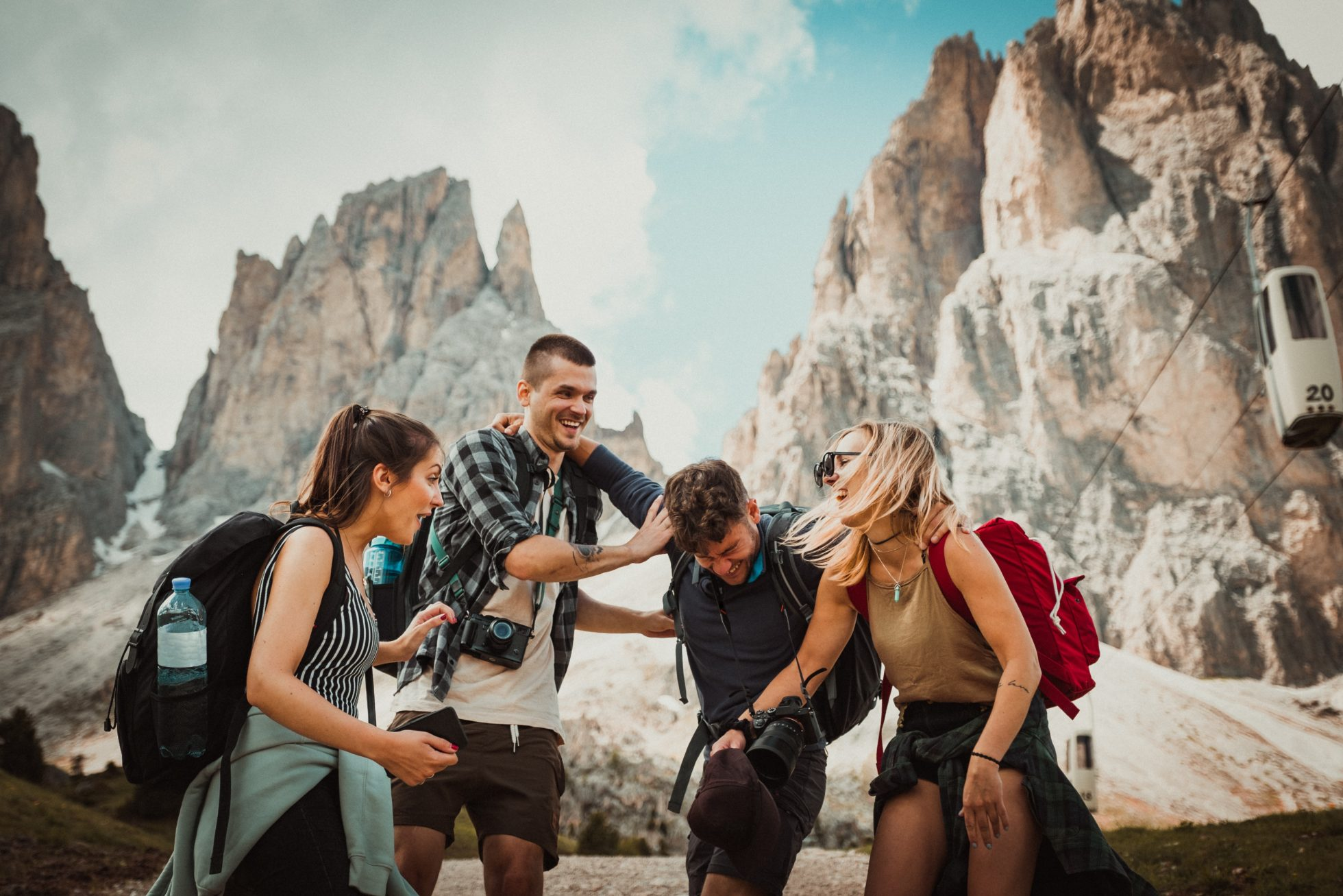 Start to Backpacker: una guía para ayudar a apoyar el turismo juvenil por cuenta propia