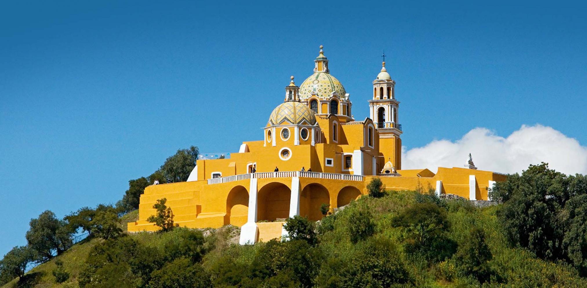 Contribution of Ayuntamiento de Puebla