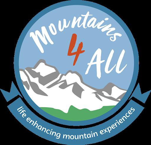 Mountains 4 All logo