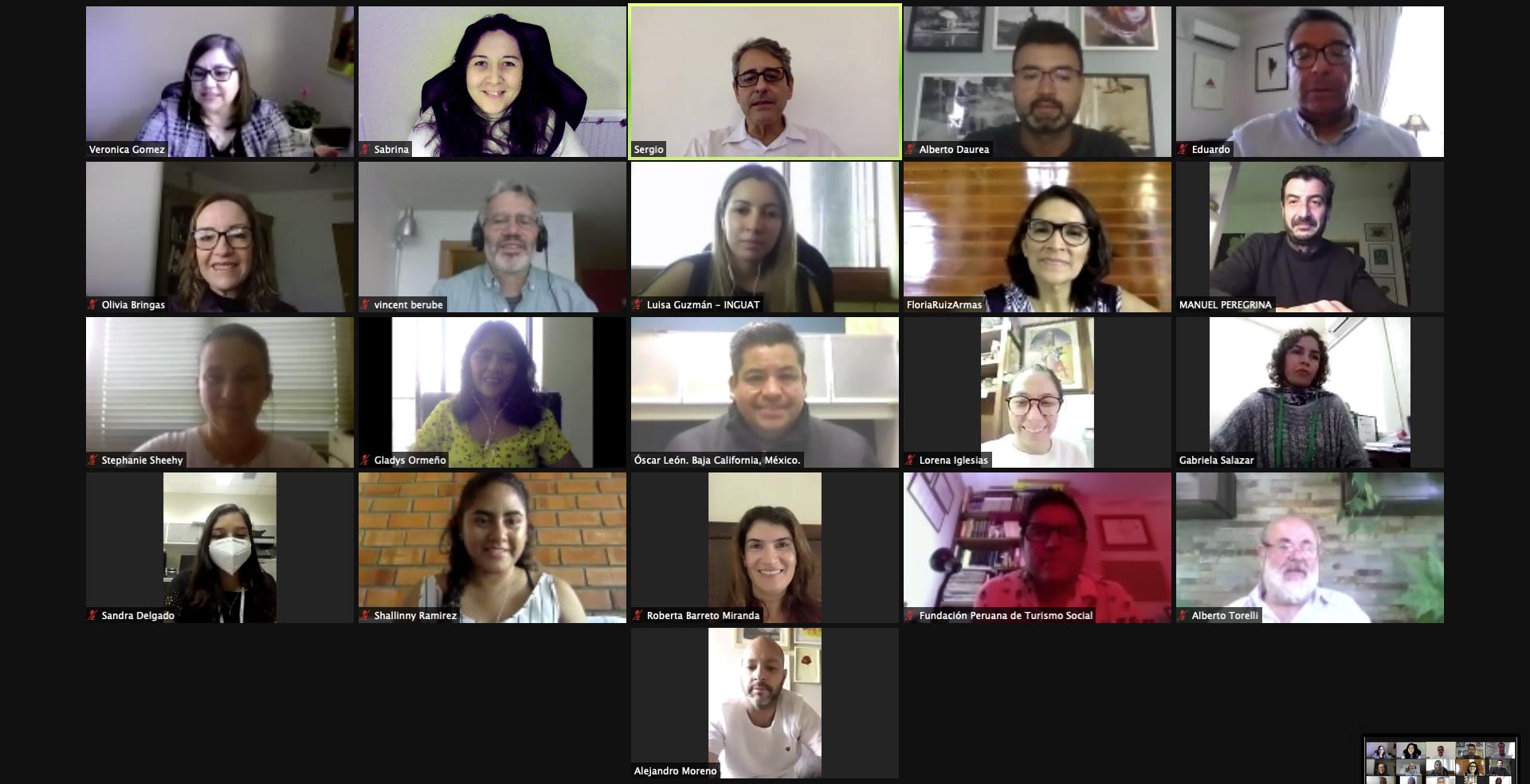CafecISTO Americas: Members' meeting