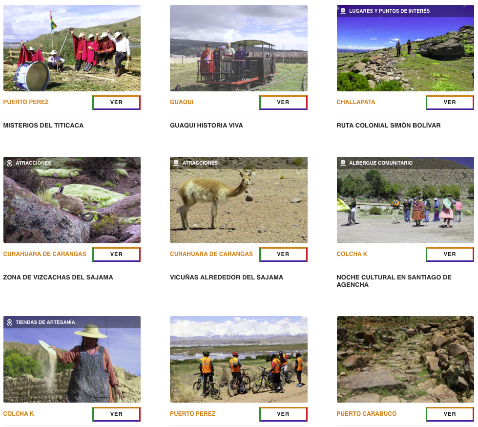 Website Boliviandando