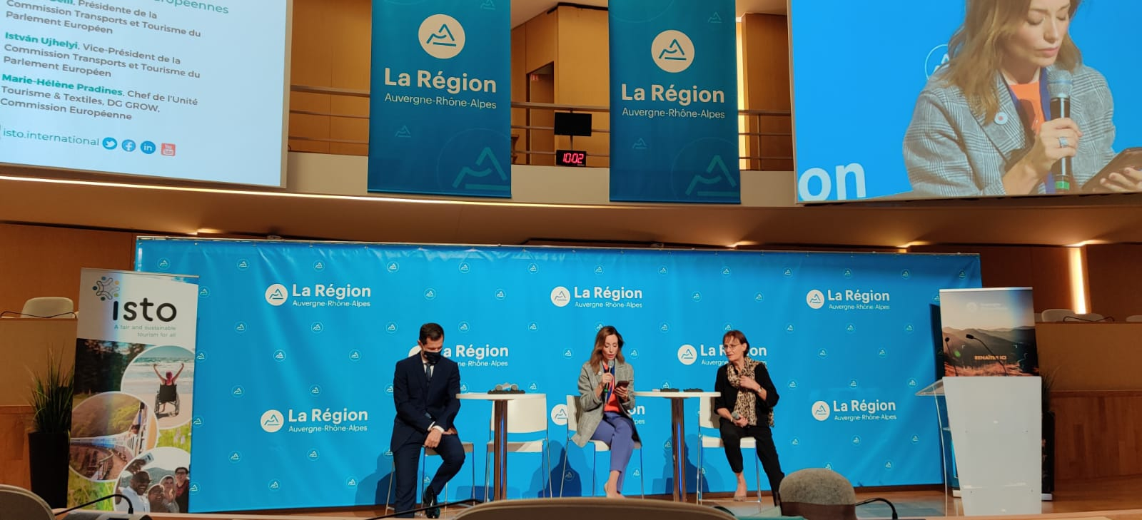European Forum – Opening session